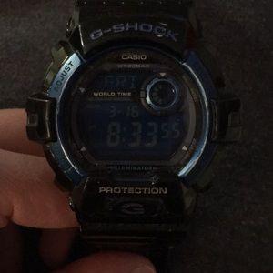 G shock men's watch